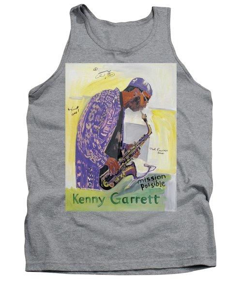 Kenny Garrett Tank Top