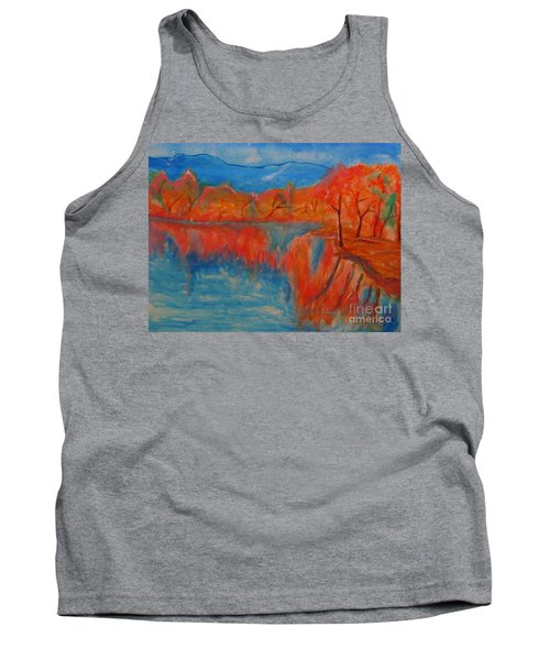 Lake Mirror Tank Top