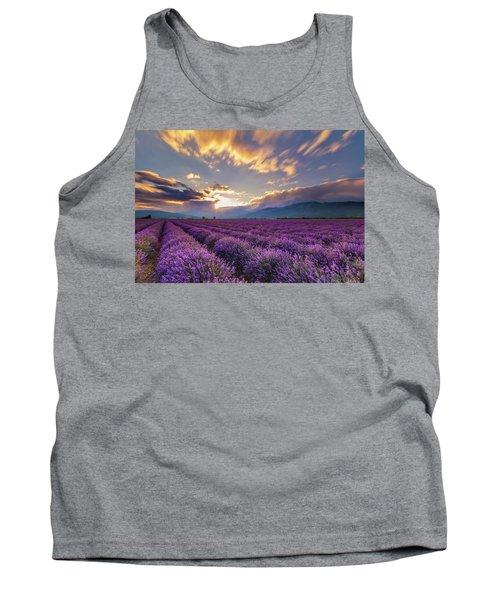 Lavender Sun Tank Top
