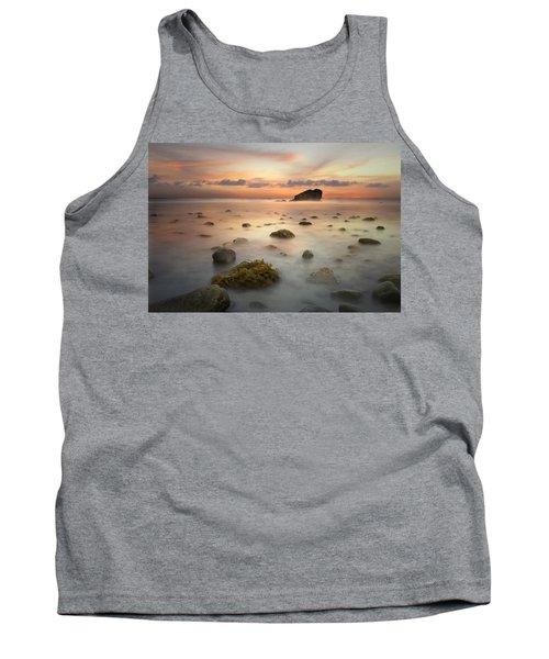 Malibu Sunset Tank Top