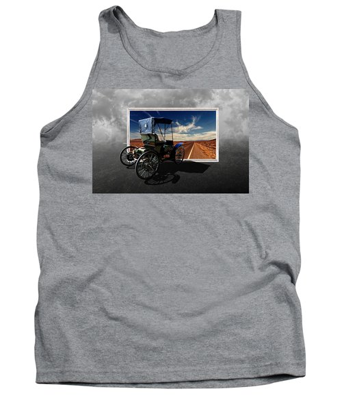Let's Go On A Colorful Adventure Tank Top