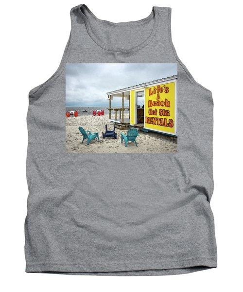 Like's A Beach Tank Top