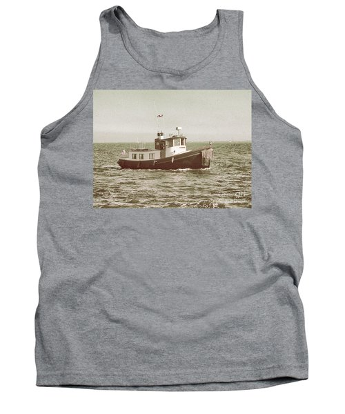 Lil Tugboat Tank Top