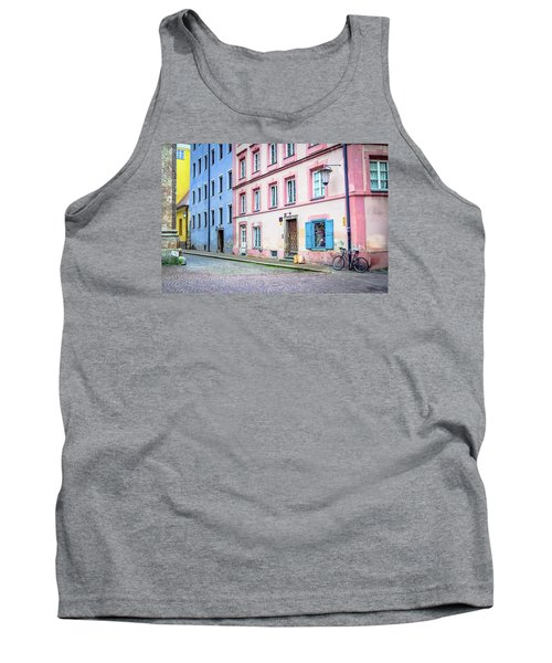 Lonely Bicycle Tank Top