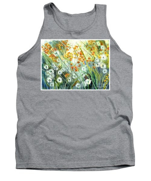 Lonely End Of The Summer Tank Top