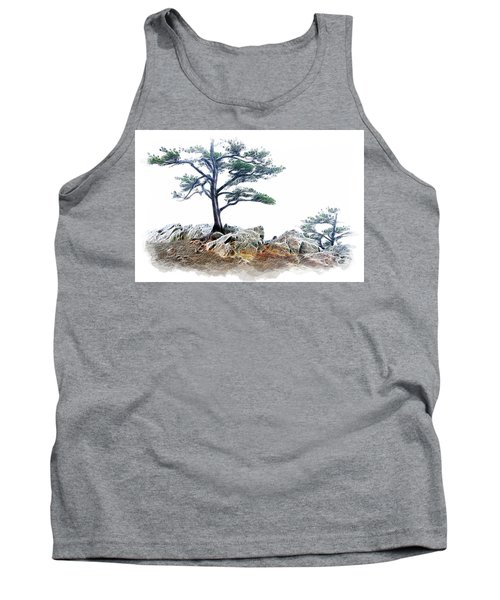 Lonely Planet Fx Tank Top