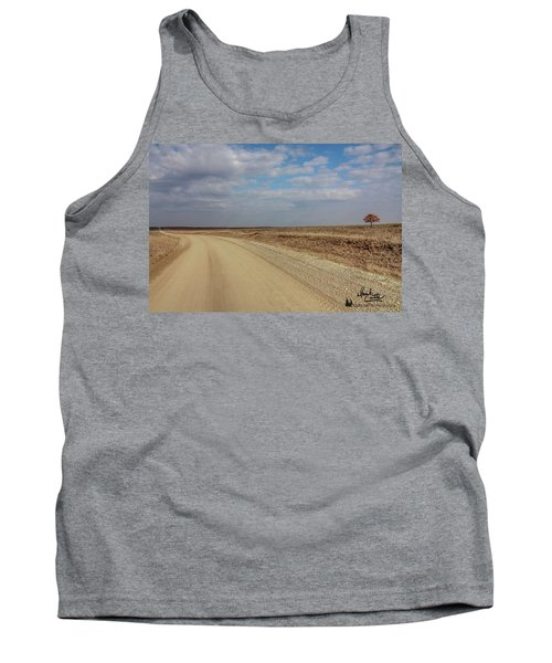 Lonesome Road Tank Top