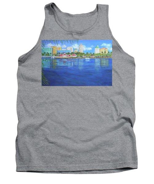 Long Beach Shoreline Tank Top