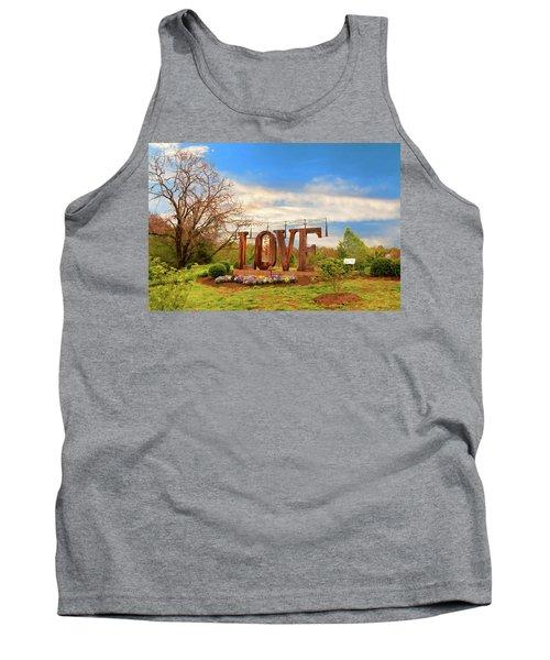 Love In Farmville Virginia Tank Top