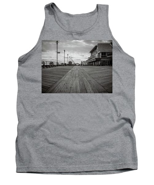 Low On The Boardwalk Tank Top