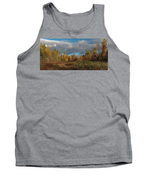Maine Wilderness Color 2 Tank Top