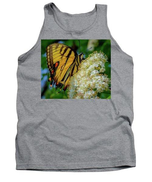 Manassas Butterfly Tank Top