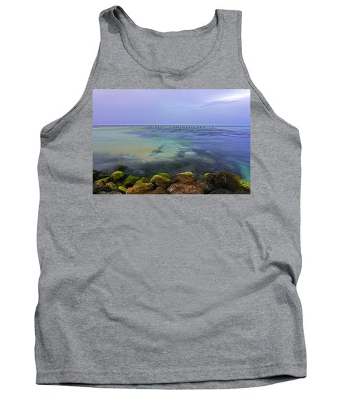 Mayan Sea Rocks Tank Top