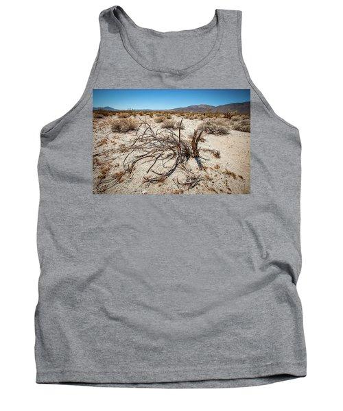 Mesquite In The Desert Sun Tank Top