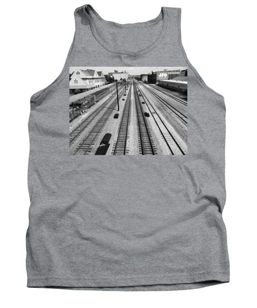 Middle Of The Tracks Tank Top