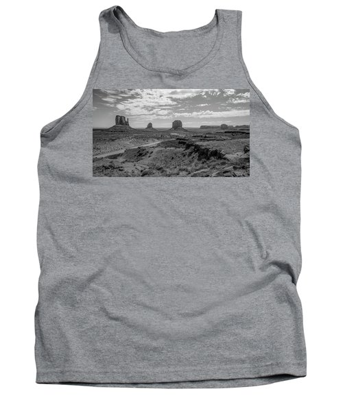 Monument Valley View Tank Top