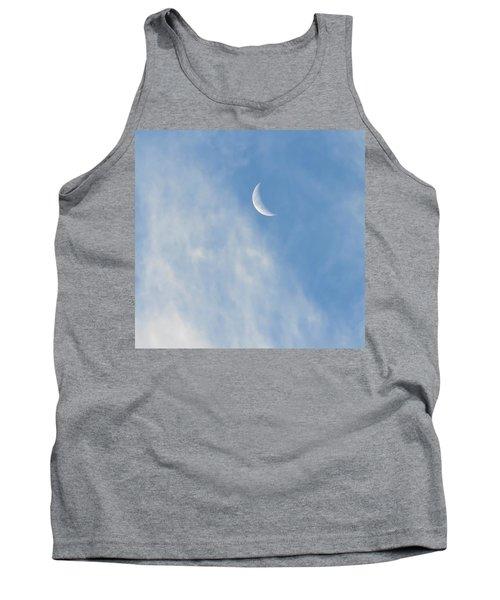 Moon In Libra - Crescent Farewell Tank Top