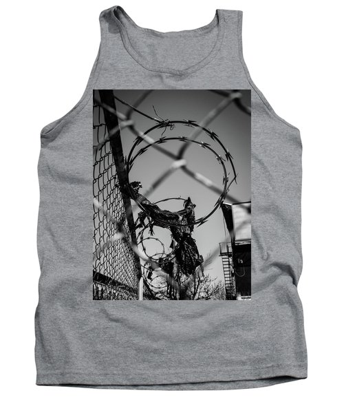 More Barriers Tank Top