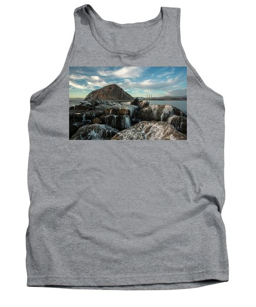 Morro Rock Breakwater Tank Top