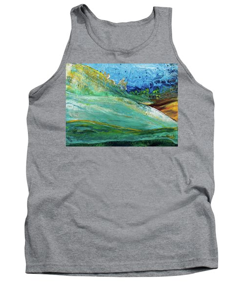 Mother Nature - Landscape View Tank Top