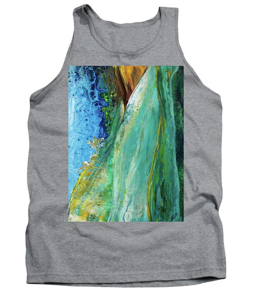 Mother Nature - Portrait View Tank Top
