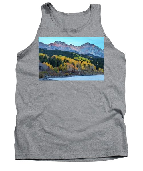 Tank Top featuring the photograph Mountain Trout Lake Wonder by James BO Insogna