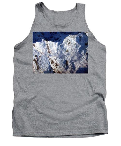 Mountaintop Snow Tank Top