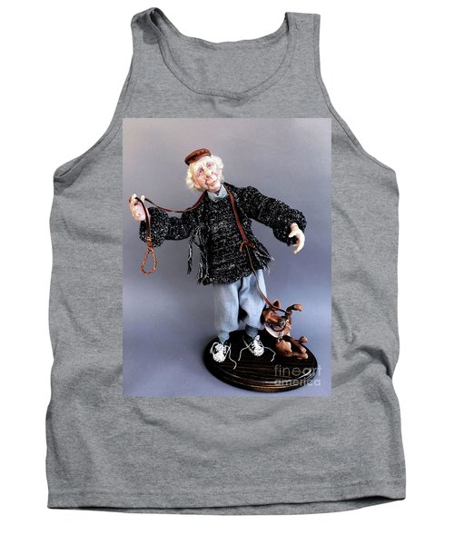 Mr. Wiggles And The Dog Walker Tank Top