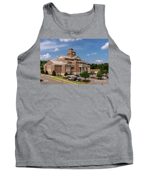 Municipal Building - North Augusta Sc Tank Top