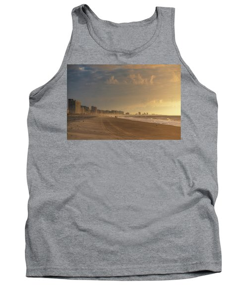 Myrtle Sunrise Tank Top