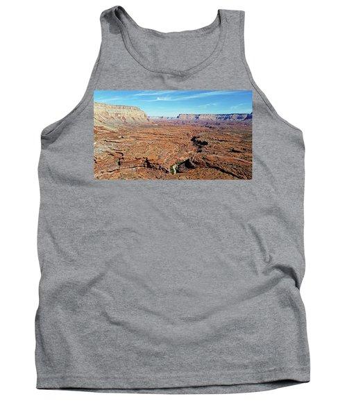 Mysterious Havasupai Canyon Tank Top