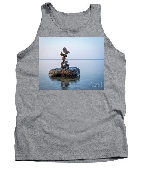 Zen Stack #9 Tank Top
