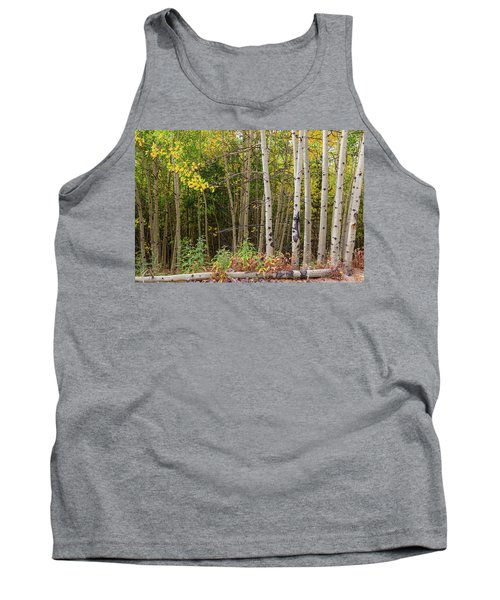 Tank Top featuring the photograph Nature Fallen by James BO Insogna