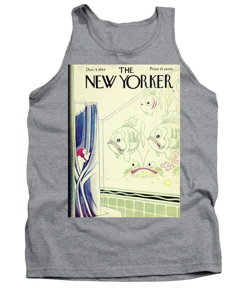 New Yorker December 4th 1943 Tank Top