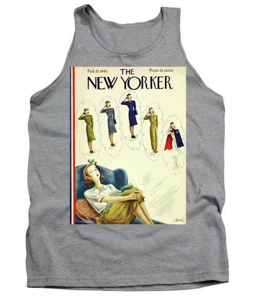 New Yorker February 27th 1943 Tank Top