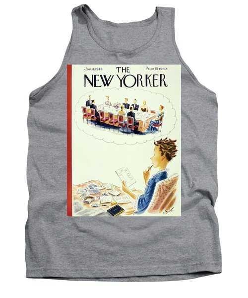 New Yorker January 4th 1947 Tank Top