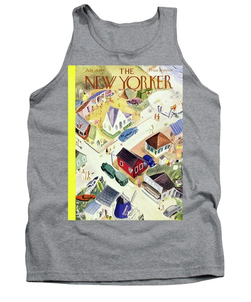 New Yorker July 19th 1947 Tank Top