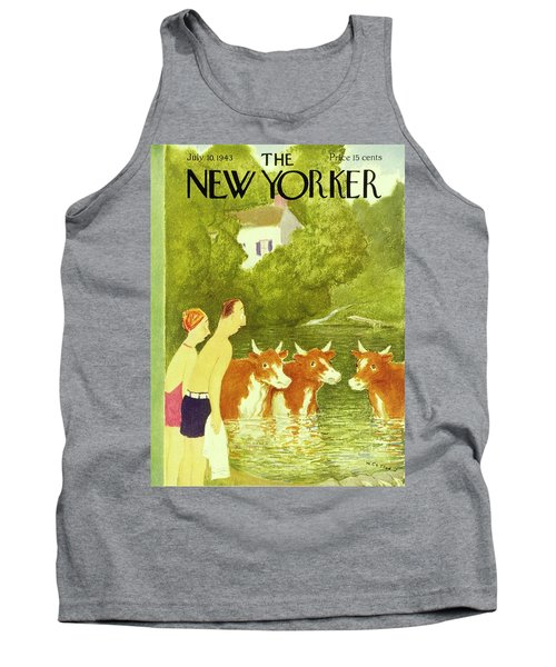 New Yorker July 10th 1943 Tank Top