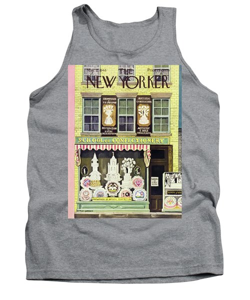 New Yorker March 2nd 1946 Tank Top