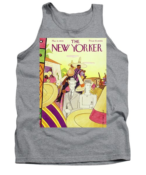 New Yorker March 9th 1946 Tank Top
