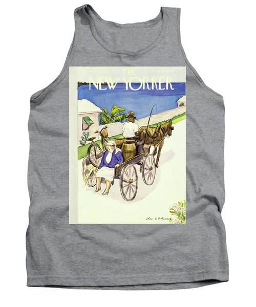 New Yorker May 4 1946 Tank Top