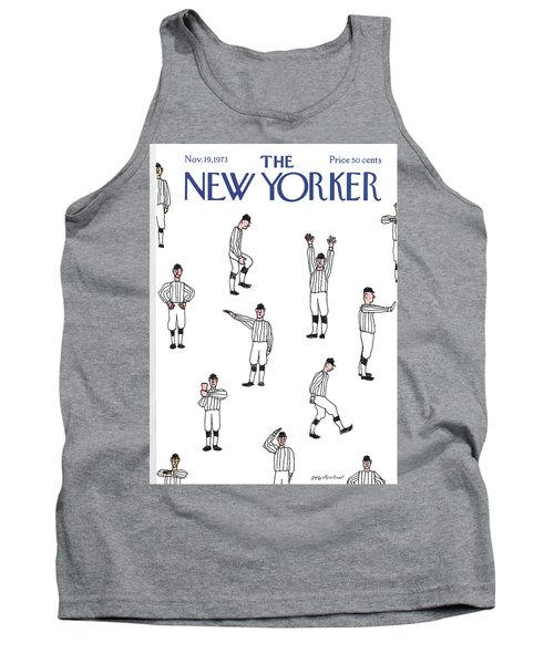 New Yorker November 19th, 1973 Tank Top