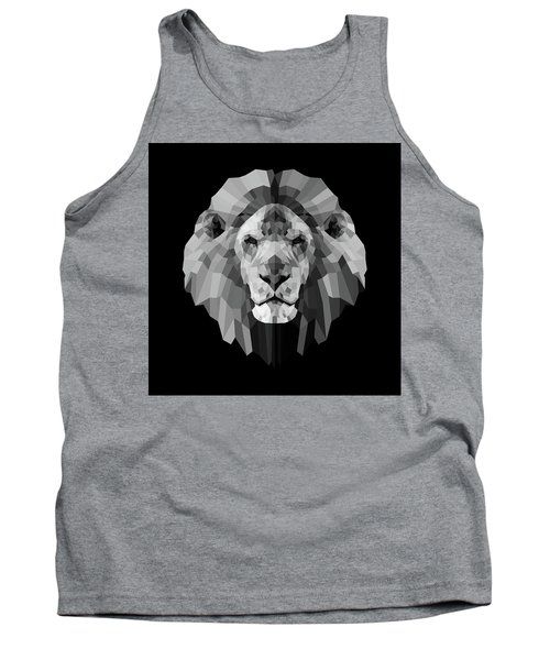 Night Lion Tank Top