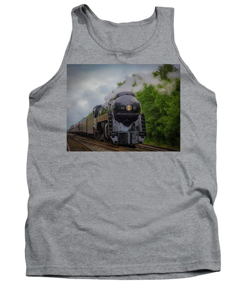 Norfolk And Western 611 Tank Top