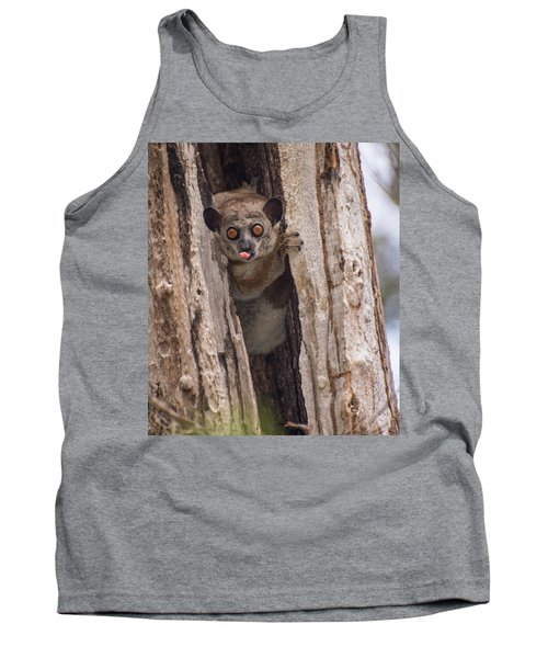 Tank Top featuring the photograph Nyah by Alex Lapidus