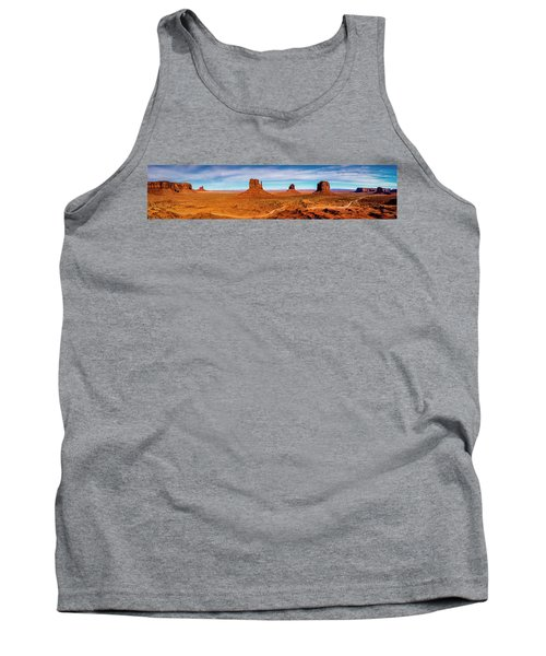 Tank Top featuring the photograph Ocean Front Property In Arizona by David Morefield