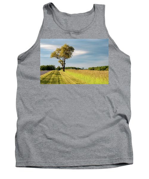 Off The Road Tank Top