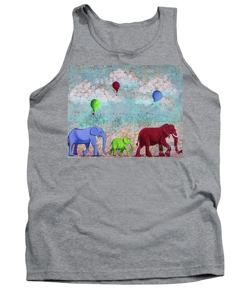 Oh The Places You'll Go Tank Top