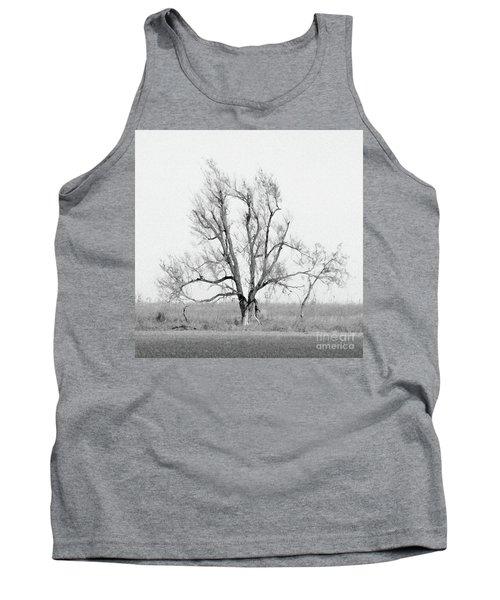 Oklahoma Tree Tank Top
