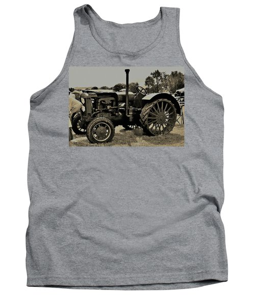 Ye Old Tractor Tank Top